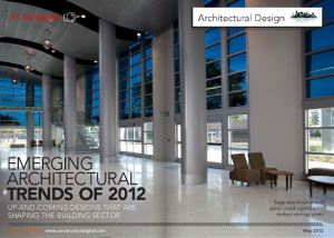 Top Architectural Trends of 2012