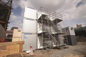 How Urban Development Benefits from Modular Construction