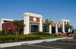 Temporary Modular Sales Center