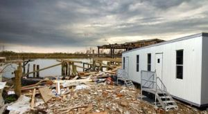 Modular buildings for disaster recovery