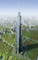 World's tallest modular building