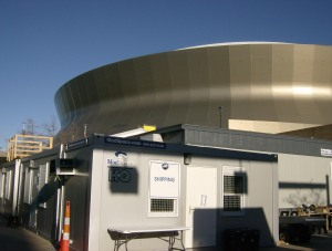 Mobile Offices A Critical Component of Super Bowl XLVII