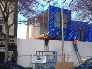 Seattle's Taproot Theatre is Reborn through Modular Construction